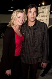 LeAnn Rimes and Andrew Keegan at the pre-Oscar party.