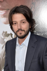 Diego Luna at the California premiere of