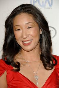 Sandra Oh at the 2006 Producers Guild Awards.