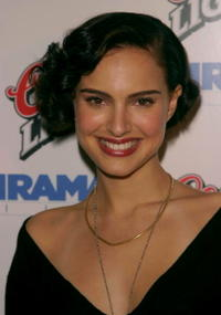 "Natalie Portman at the after party for ""Cold Mountain"" in New York City."