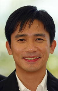 Tony Leung at the 57th Cannes Film Festival in Cannes, France.