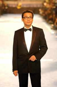 Tony Leung at the 42nd annual Golden Horse Film Awards in Taichung, Taiwan.