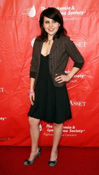Mae Whitman at the Leukemia and Lymphoma Society's 2nd Annual Celebrity Rock 'N Bowl.