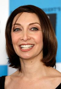 Illeana Douglas at the 22nd Annual Film Independent Spirit Awards.