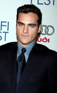 Joaquin Phoenix at the AFI Fest Opening Night Gala in Hollywood.