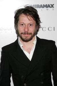 Actor Mathieu Almaric at the N.Y. premiere of