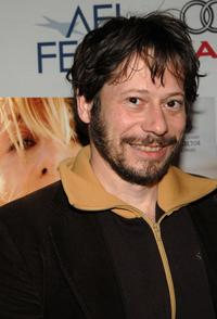 Mathieu Amalric at the special screening of