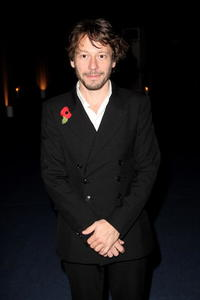 Mathieu Amalric at the after party of the royal world premiere of