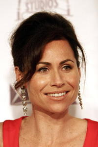Minnie Driver at the premiere of
