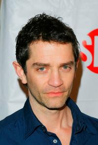 James Frain at the CBS and Showtime Network's Winter Television Critics Association Party.