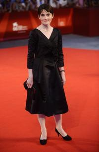 Shirley Henderson at the screening of