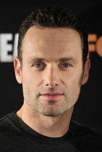 Andrew Lincoln at the photocall of