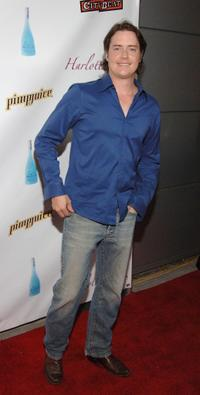 Jeremy London at the opening night of