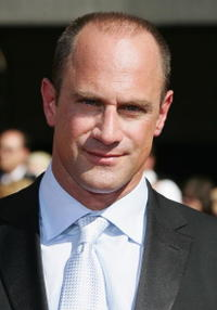 Christopher Meloni at the 58th Annual Primetime Emmy Awards.