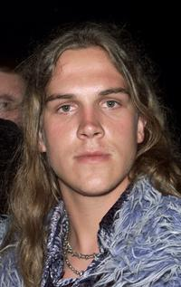 Jason Mewes at the post-premiere party of
