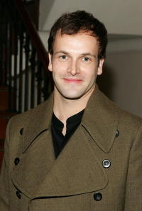 Jonny Lee Miller at an intimate dinner hosted by Chanel and Sienna Miller.