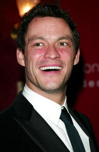 Dominic West at the world premiere of