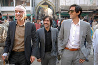 Owen Wilson, Jason Schwartzman and Adrien Brody in