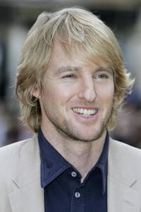 "Owen Wilson at the UK premiere of ""You, Me and Dupree"" in London, England."