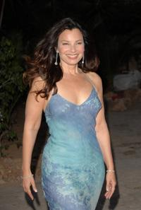Fran Drescher at the Playing for Good Gala.