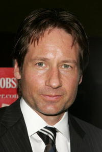 """David Duchovny at the premiere of """"Trust The Man"""" in New York City."""