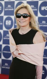 Faye Dunaway at the 2004 IFP Independent Spirit Awards.