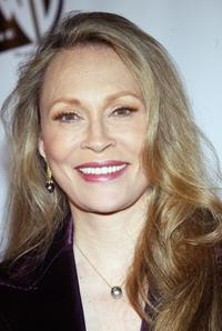 Faye Dunaway at the WB 2005 Television Critics Winter Press Tour Party.