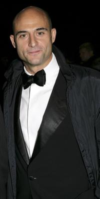 Mark Strong at the after party of