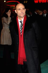Mark Strong at the London premiere of