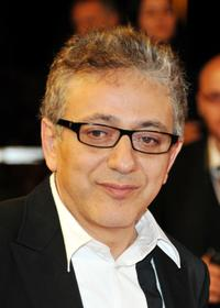 Elia Suleiman at the 62nd International Cannes Film Festival.