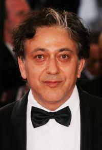 Elia Suleiman at the premiere of