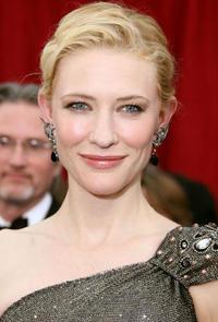 Cate Blanchett at the 79th Annual Academy Awards.