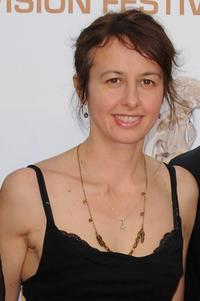 Valerie Bonneton at the closing ceremony of the 2009 Monte Carlo Television Festival.