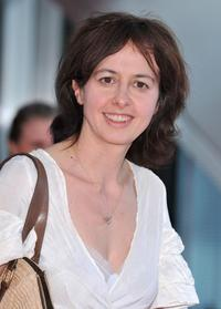 Valerie Bonneton at the opening night of the 2008 Monte Carlo Television Festival.