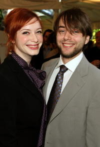 Christina Hendricks and Vincent Kartheiser at the 8th Annual AFI Awards.