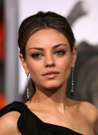 Mila Kunis at the California premiere of