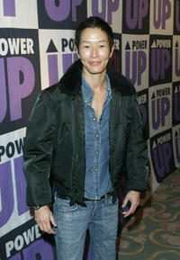 Jenny Shimizu at the Power premiere Awards honoring the 10 Amazing Gay Women in Hollywood in California.