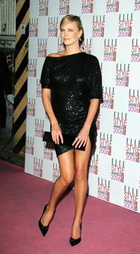 Charlize Theron at the ELLE Style Awards 2006.