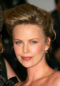 Charlize Theron at the Metropolitan Museum of Art Costume Institute Benefit Gala: Anglomania.