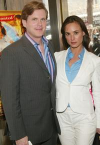 Cary Elwes and wife Lisa Marie at the