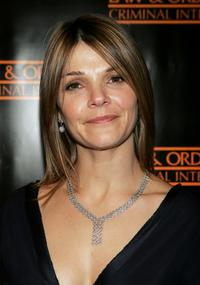 Kathryn Erbe at the party to celebrate the 100th episode of