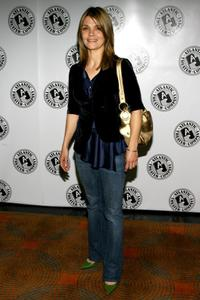 Kathryn Erbe at the atlantic theater company's Spring Gala.