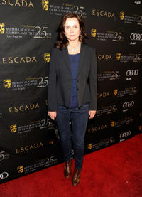 Emily Watson at the BAFTA Los Angeles 18th Annual Awards Season Tea party in California.
