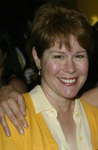 Christine Estabrook at the premiere of
