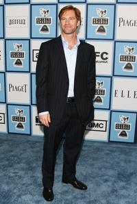 Aaron Eckhart at the 2008 Film Independents Spirit Awards.