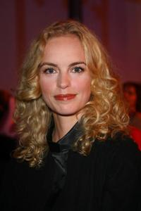 Nina Hoss at the Victress Gala 2008.