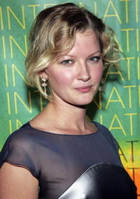 Gretchen Mol at the Fashion Group International's 21st Annual Night Of Stars.