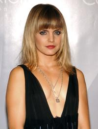 Mena Suvari at the Francisco Costas Spring 2007 Calvin Klein Collection for Women after party.
