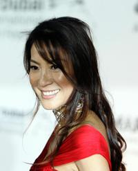 Michelle Yeoh at the Cinema Against AIDS event, held in association with the 4th Dubai International Film Festival.