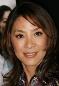 Michelle Yeoh at the California premiere of